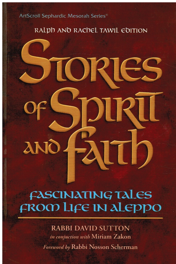 Image for Stories of Spirit and Faith: Fascinating Tales from Life in Aleppo