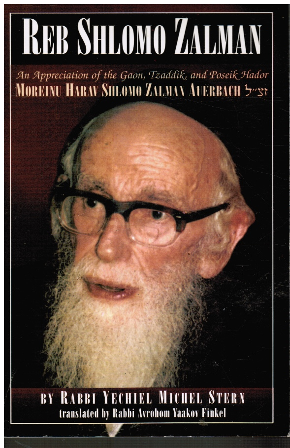Image for Reb Shlomo Zalman