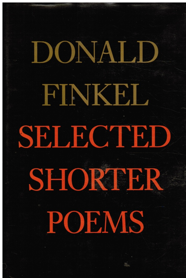 Image for Selected Shorter Poems