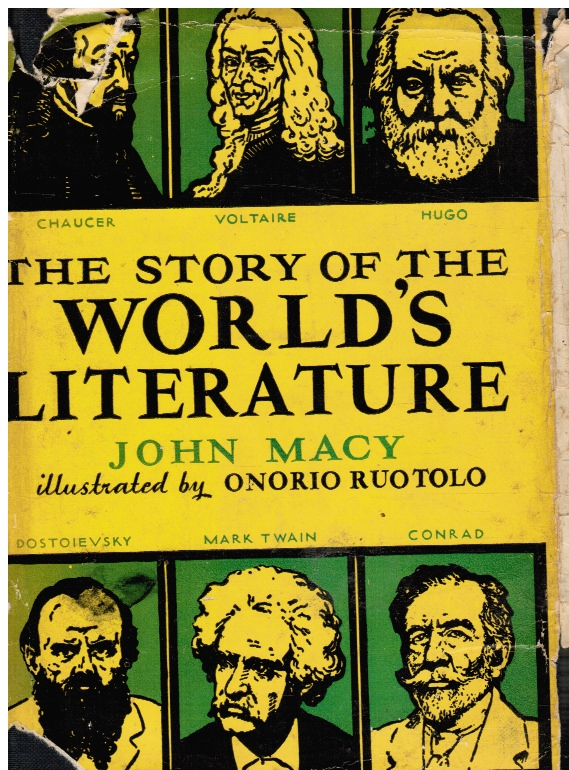 Image for The Story of the World's Literature