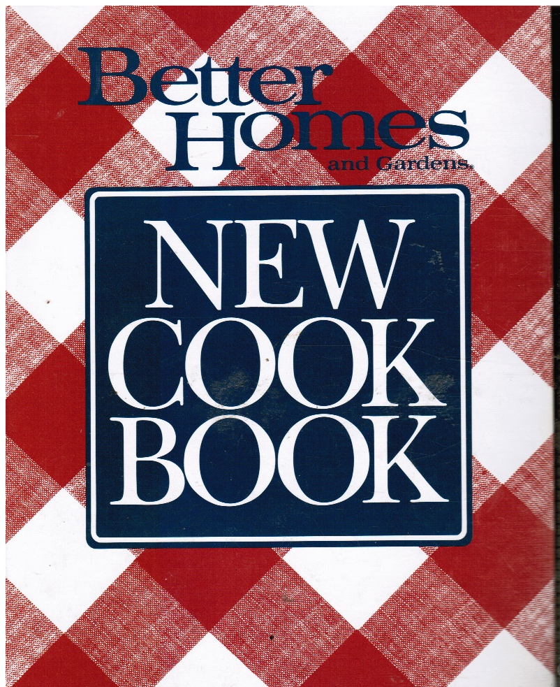 Image for Better Homes and Gardens New Cook Book, 10th Ringbound Edition