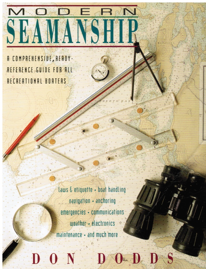 Image for Modern Seamanship