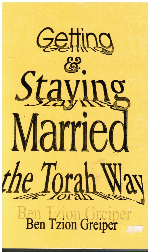 Image for Getting and Staying Married