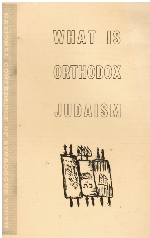 Image for What is Orthodox Judaism
