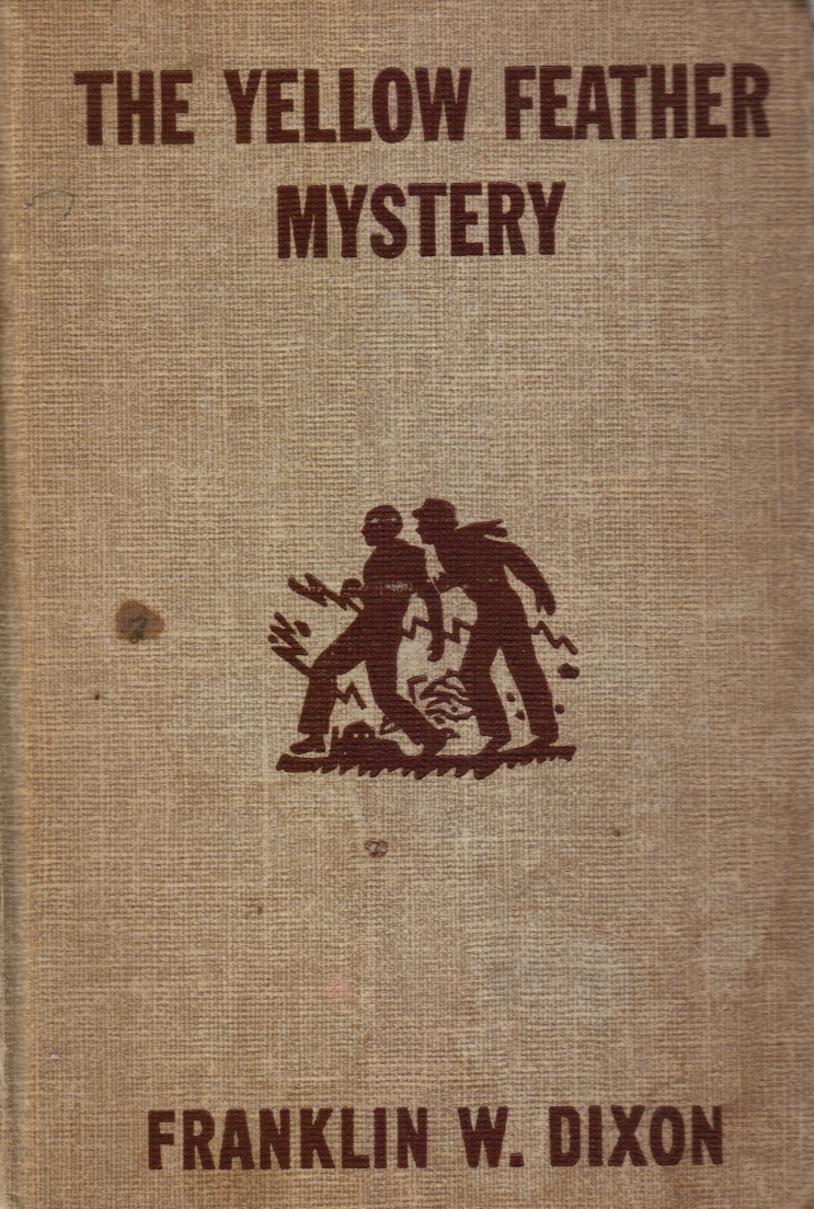 Image for The Yellow Feather Mystery