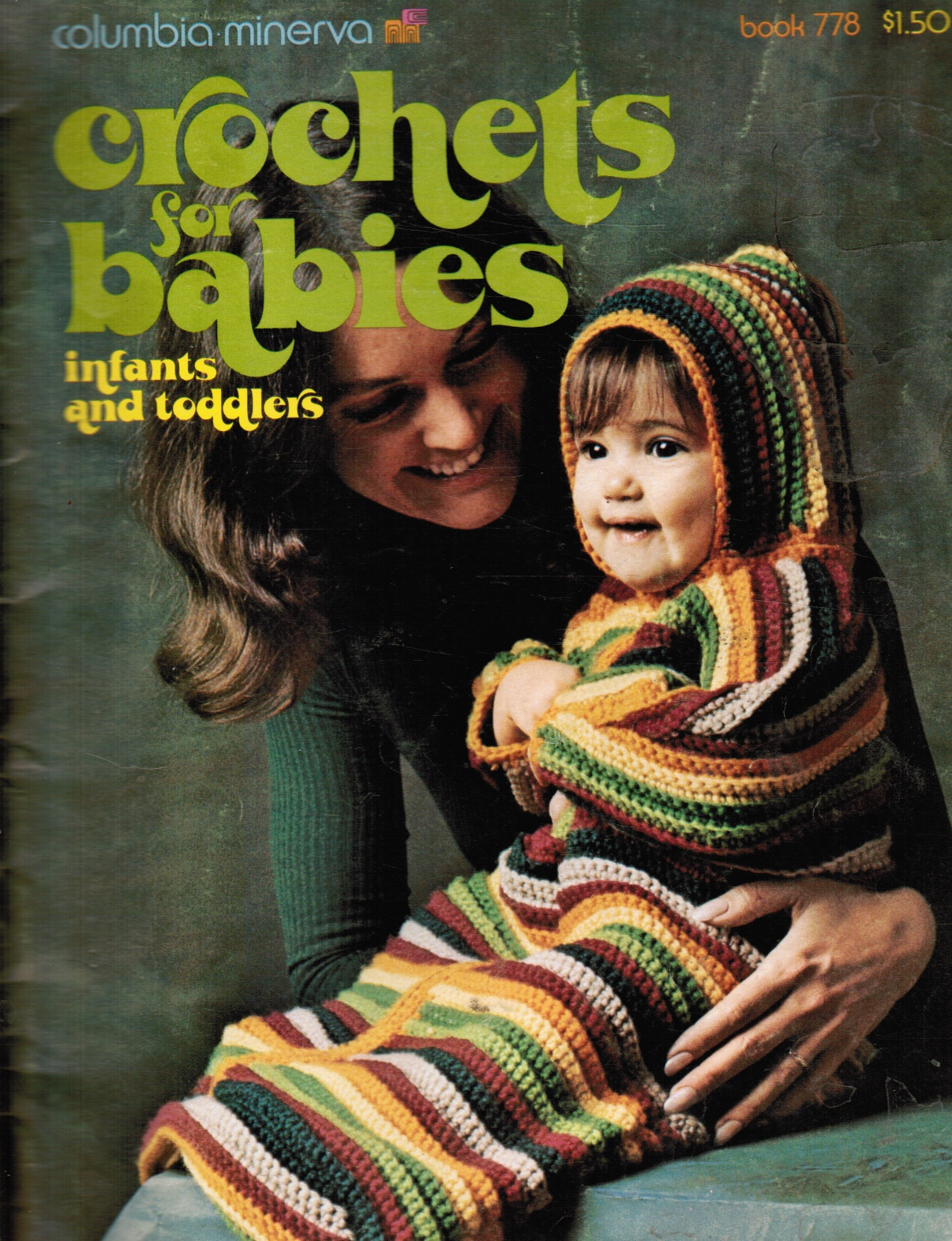 Image for Crochets for Babies Infants and Toddlers