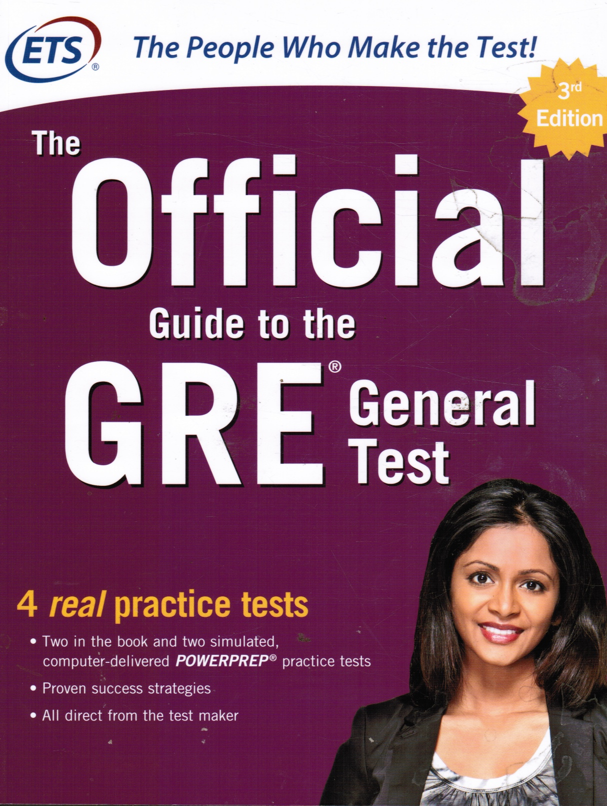 Image for The Official Guide to the GRE General Test