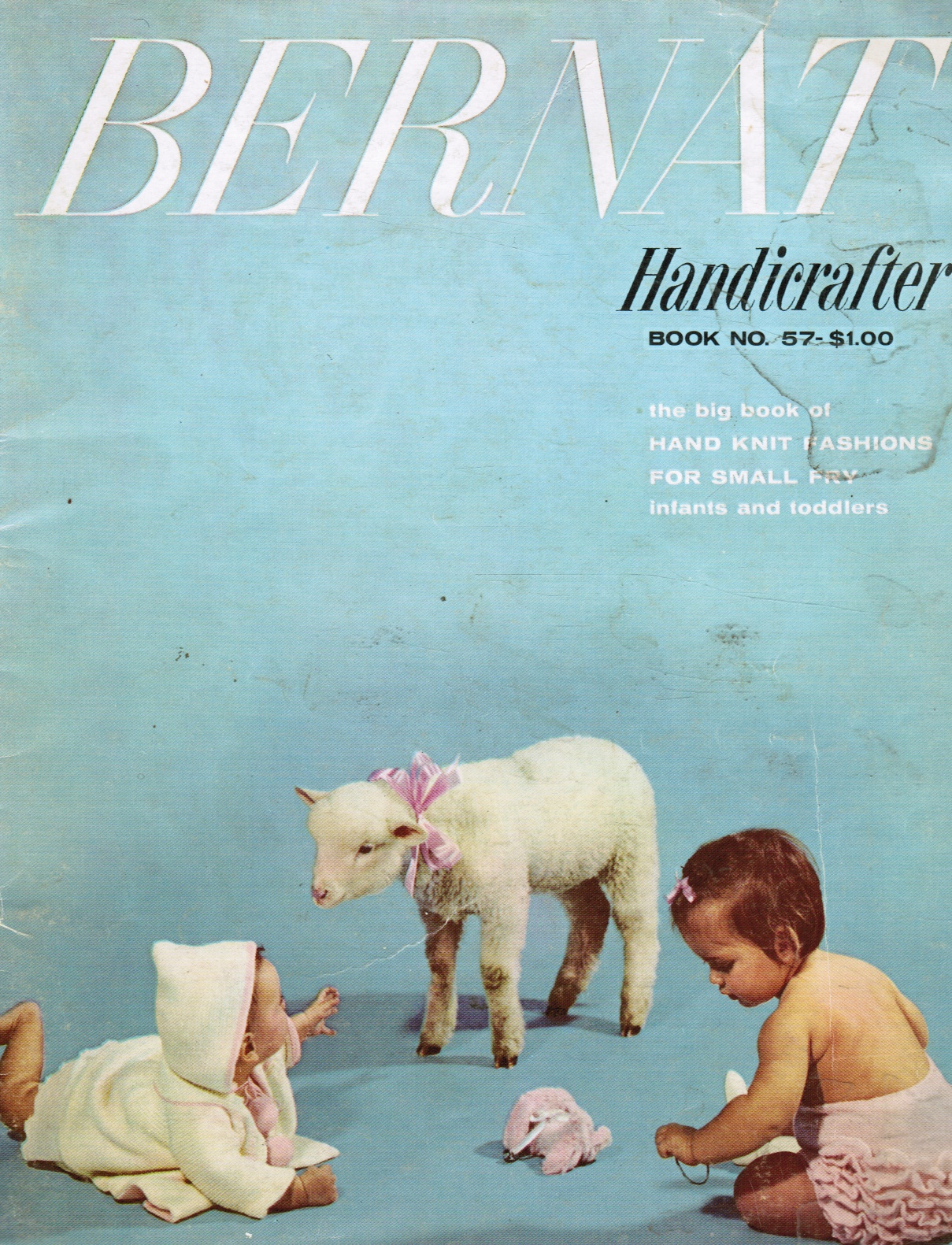 Image for Bernat Handicrafter: Book No 57