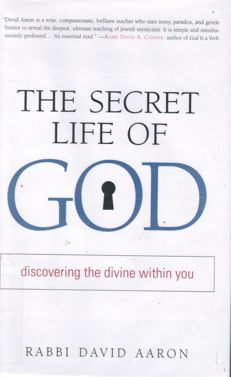 Image for The Secret Life of God: Discovering the Divine Within You