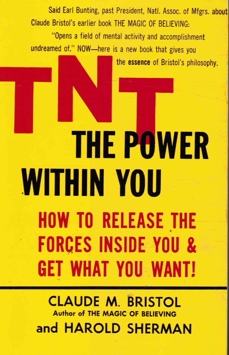 Image for TNT: the Power Within You