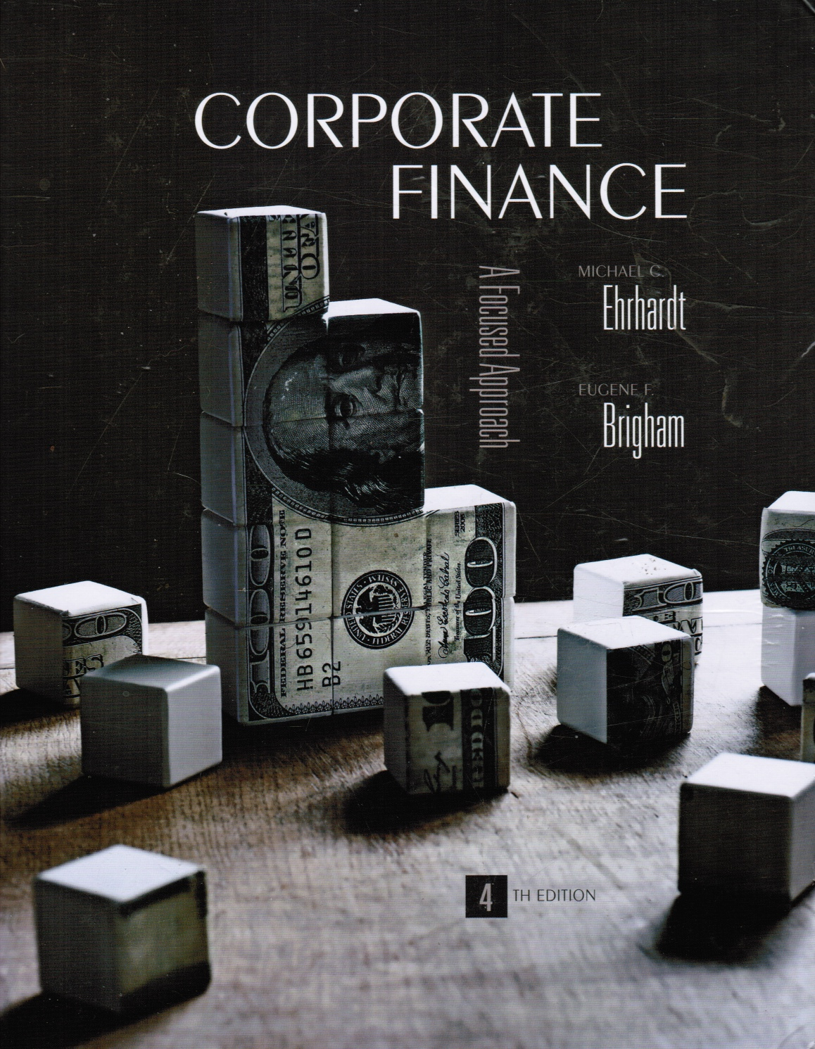 Image for Corporate Finance: a Focused Approach