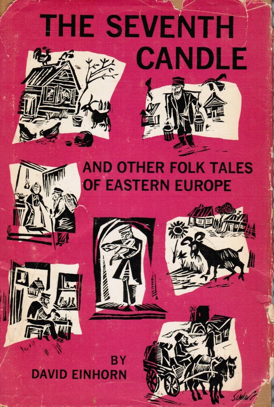 Image for Seventh Candle and Other Folk Tales of Eastern Europe