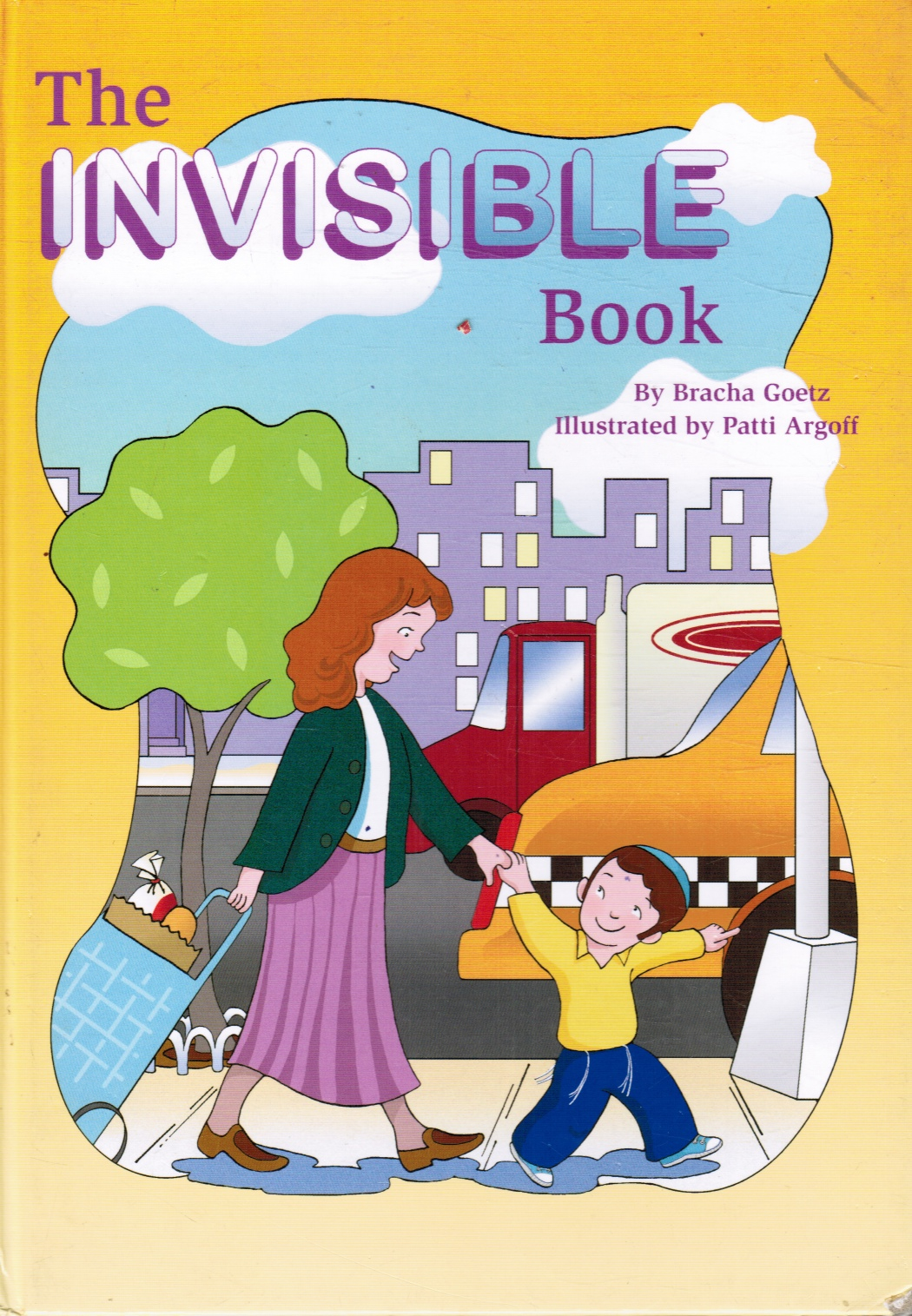 Image for The Invisible Book