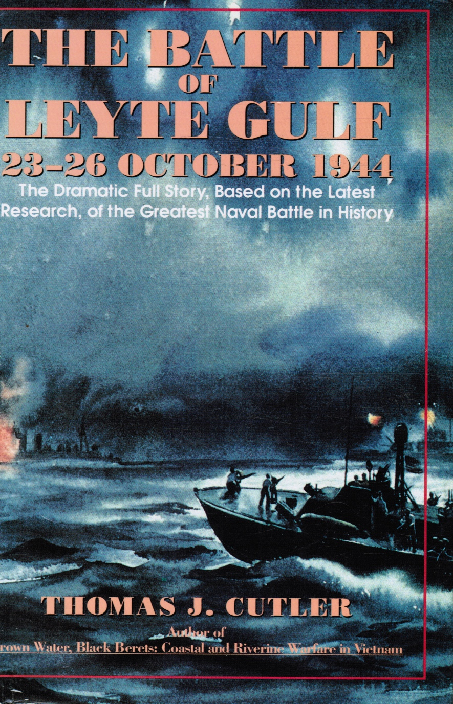 Image for The Battle of Leyte Gulf 23-26 October 1944