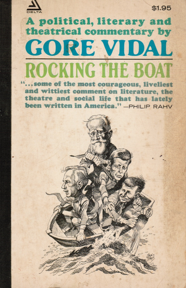 Image for Rocking the Boat