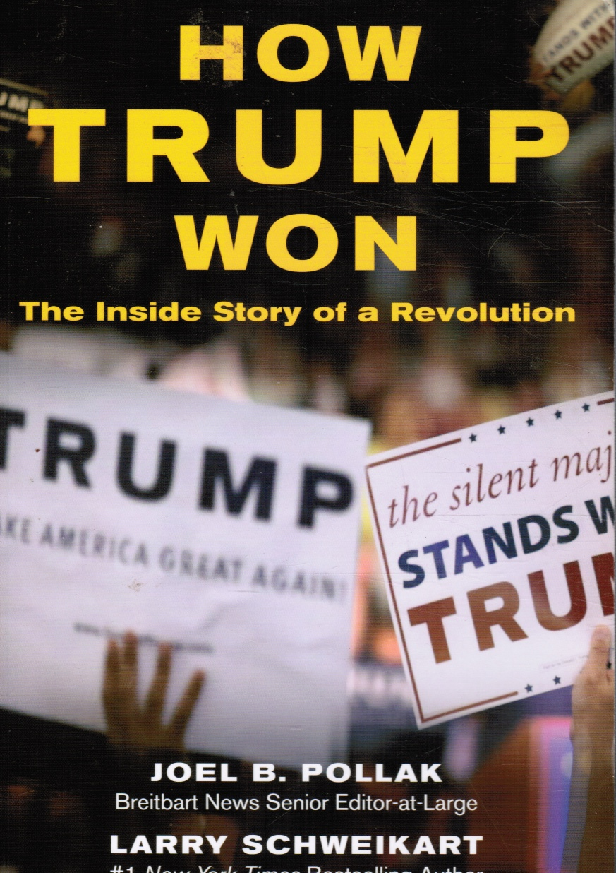Image for How Trump Won The Inside Story of a Revolution