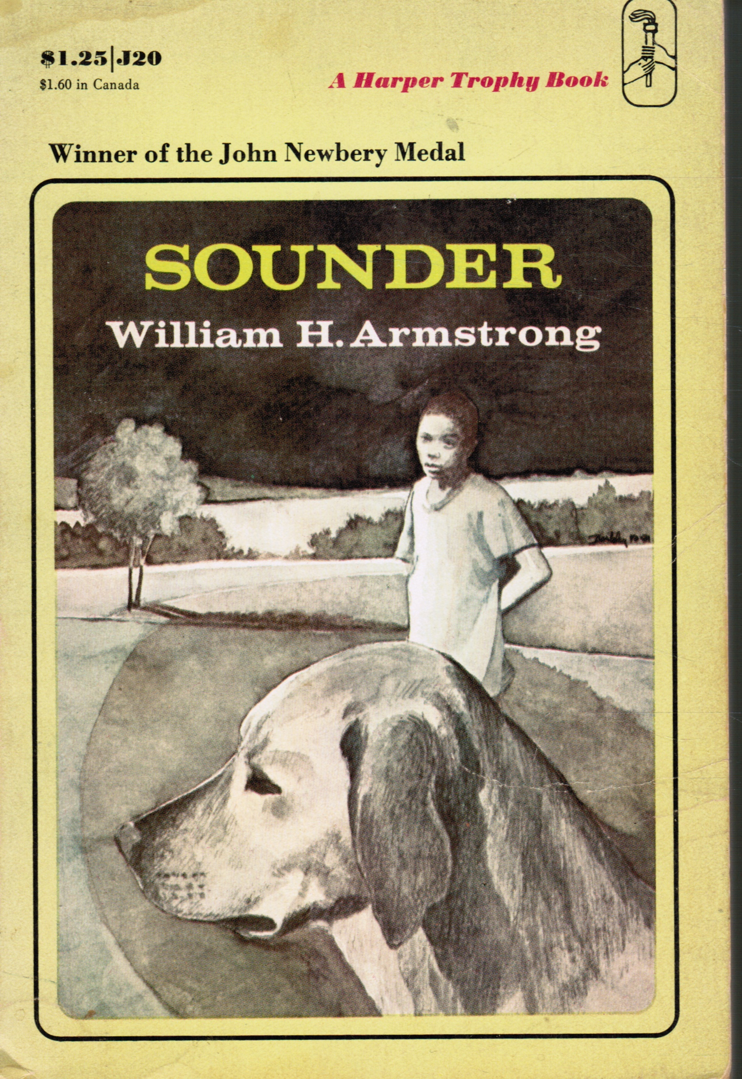 Image for Sounder (signed By Author)