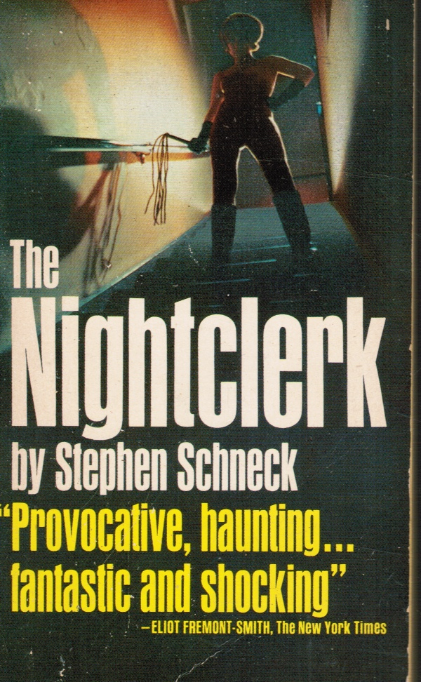 Image for The Nightclerk: Being His Perfectly True Confession