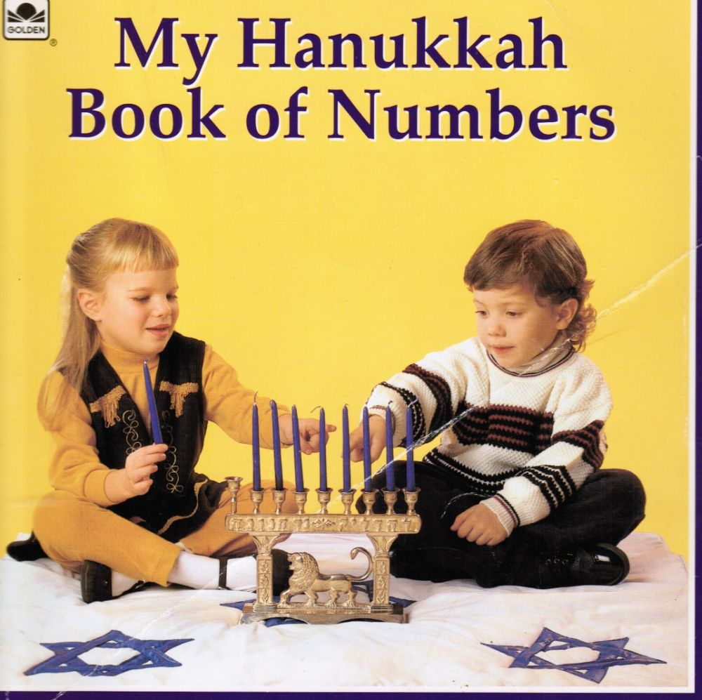 Image for My Hanukkah Book of Numbers