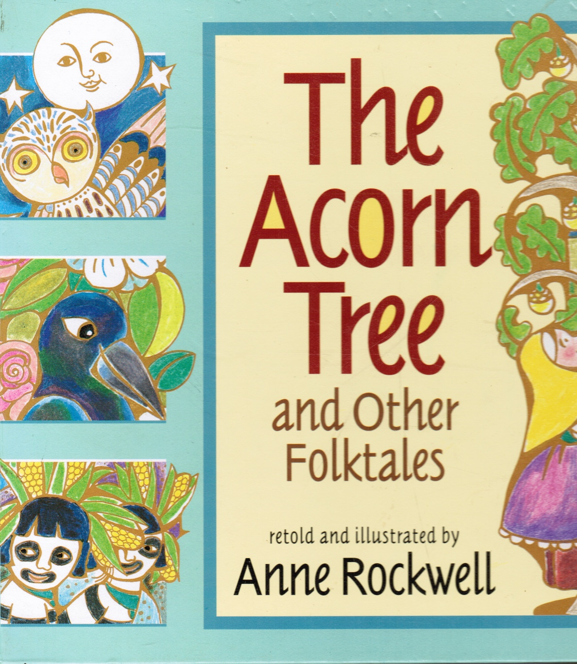 Image for The Acorn Tree and Other Folktales