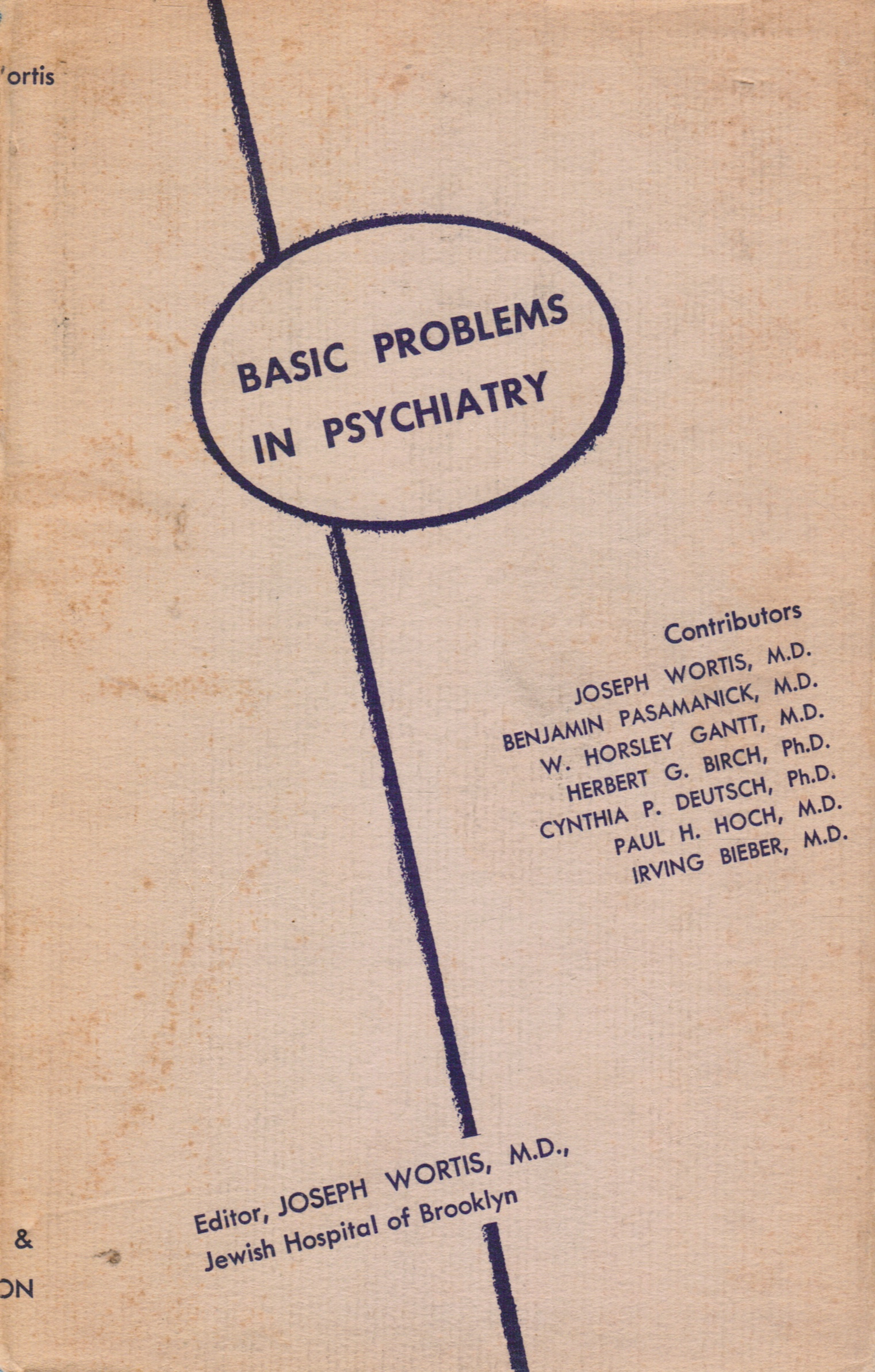 Image for Basic Problems in Psychiatry