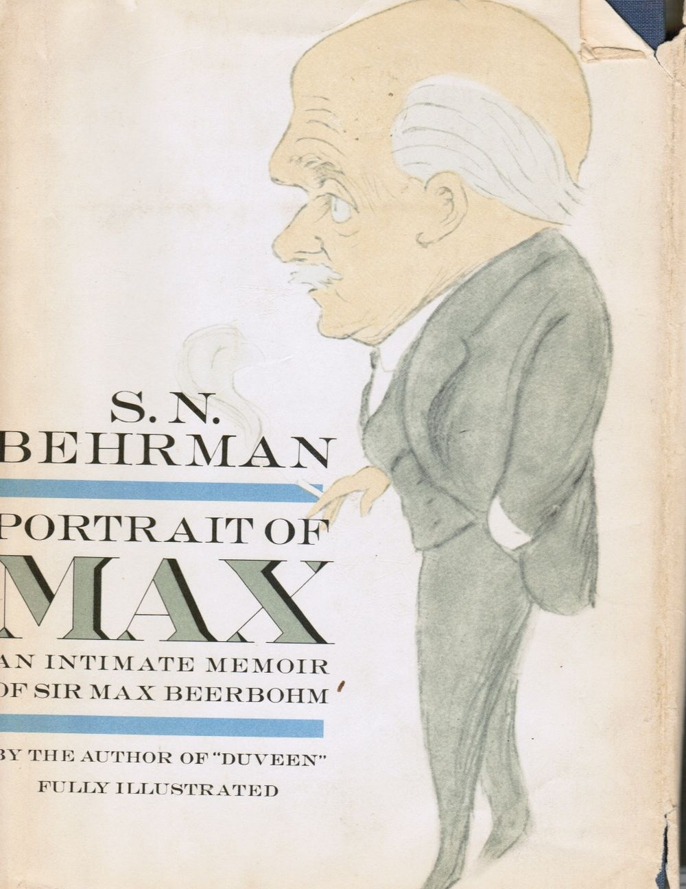 Image for Portrait of max, an Intimate Memoir of Sir Max Beerbohm