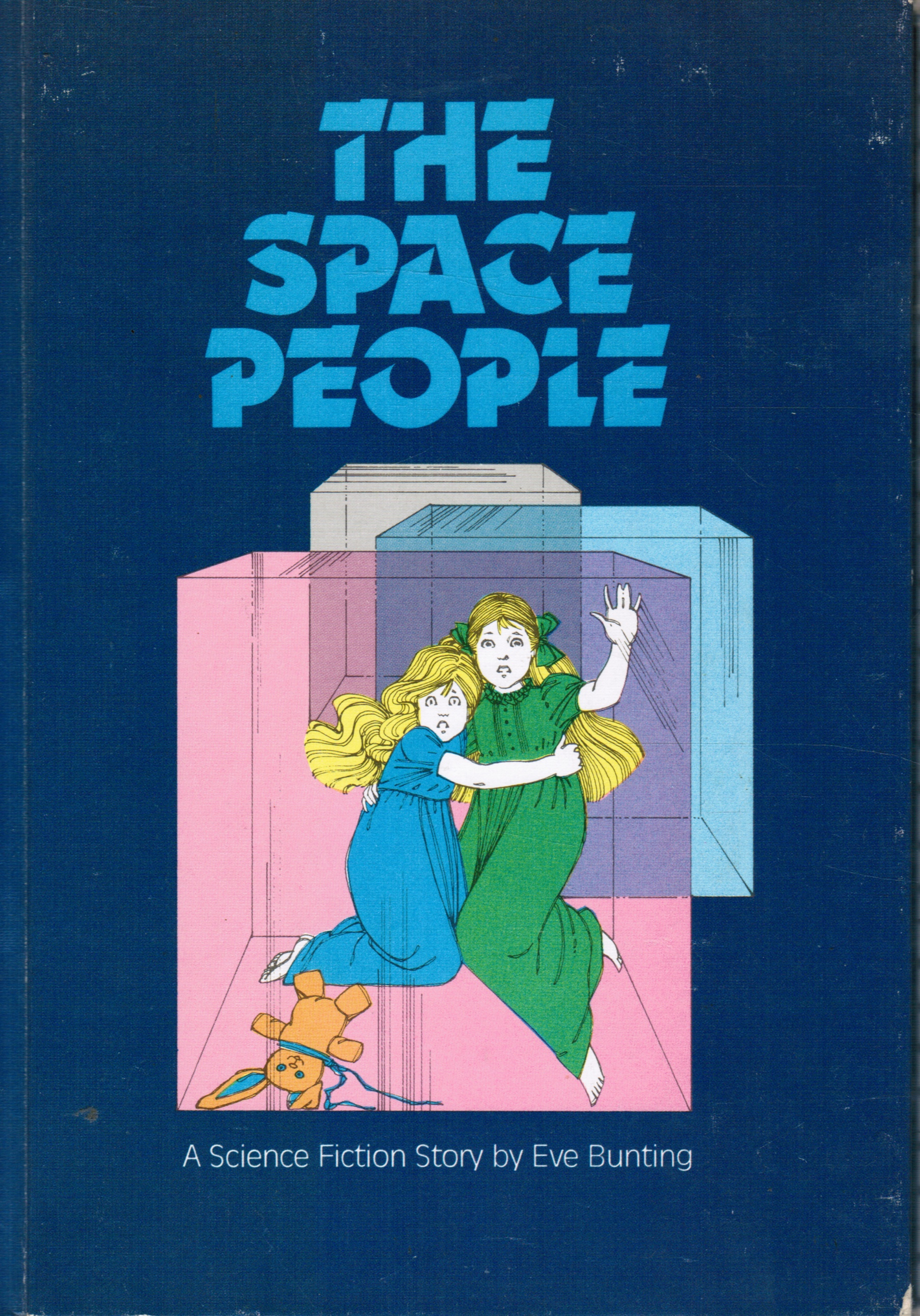 Image for The Space People A Science Fiction Story