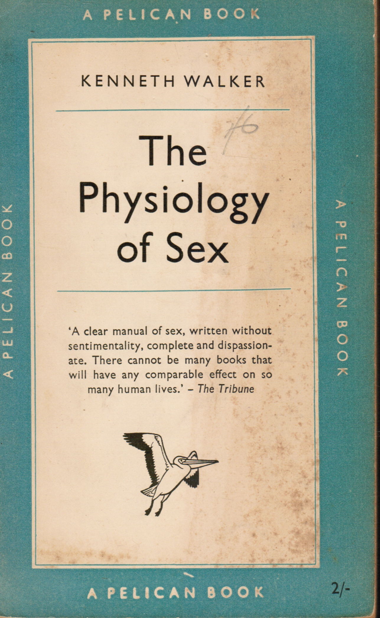 Image for The Physiology of Sex and its Social Implications