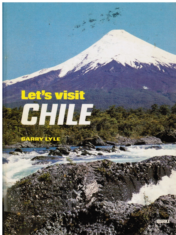 Image for Let's Visit Chile