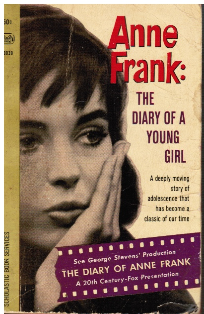 Image for ANNE FRANK: the Diary of a Young Girl