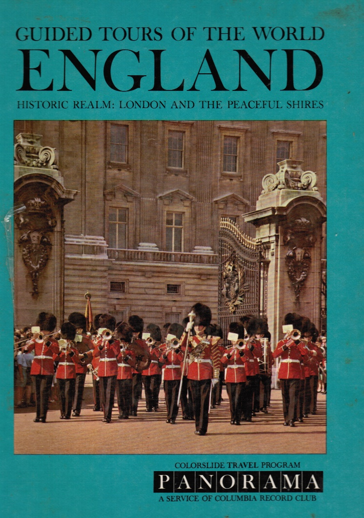 Image for A Colorslide Tour of England: Historic Realm: London and the Peaceful Shires