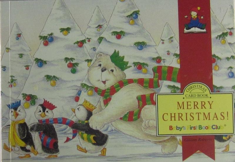 Image for Merry Christmas! Christmas Card Book