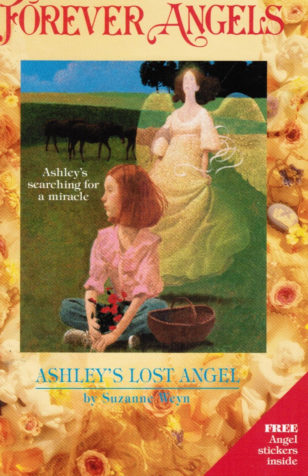 Image for Ashley's Lost Angel (With Stickers)