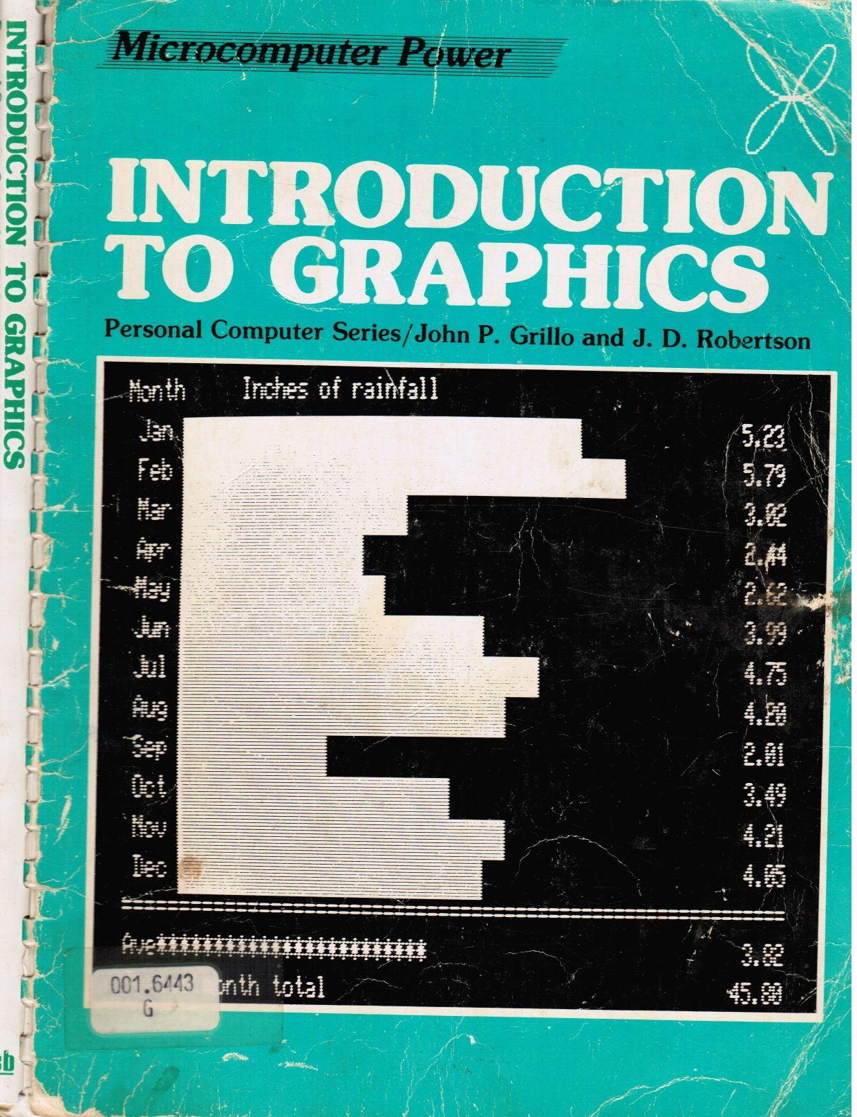 Image for Introduction to graphics (WCB personal computer series)