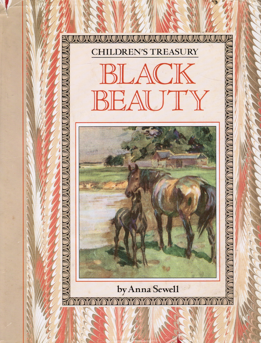 Image for BLACK BEAUTY: Children's Treasury