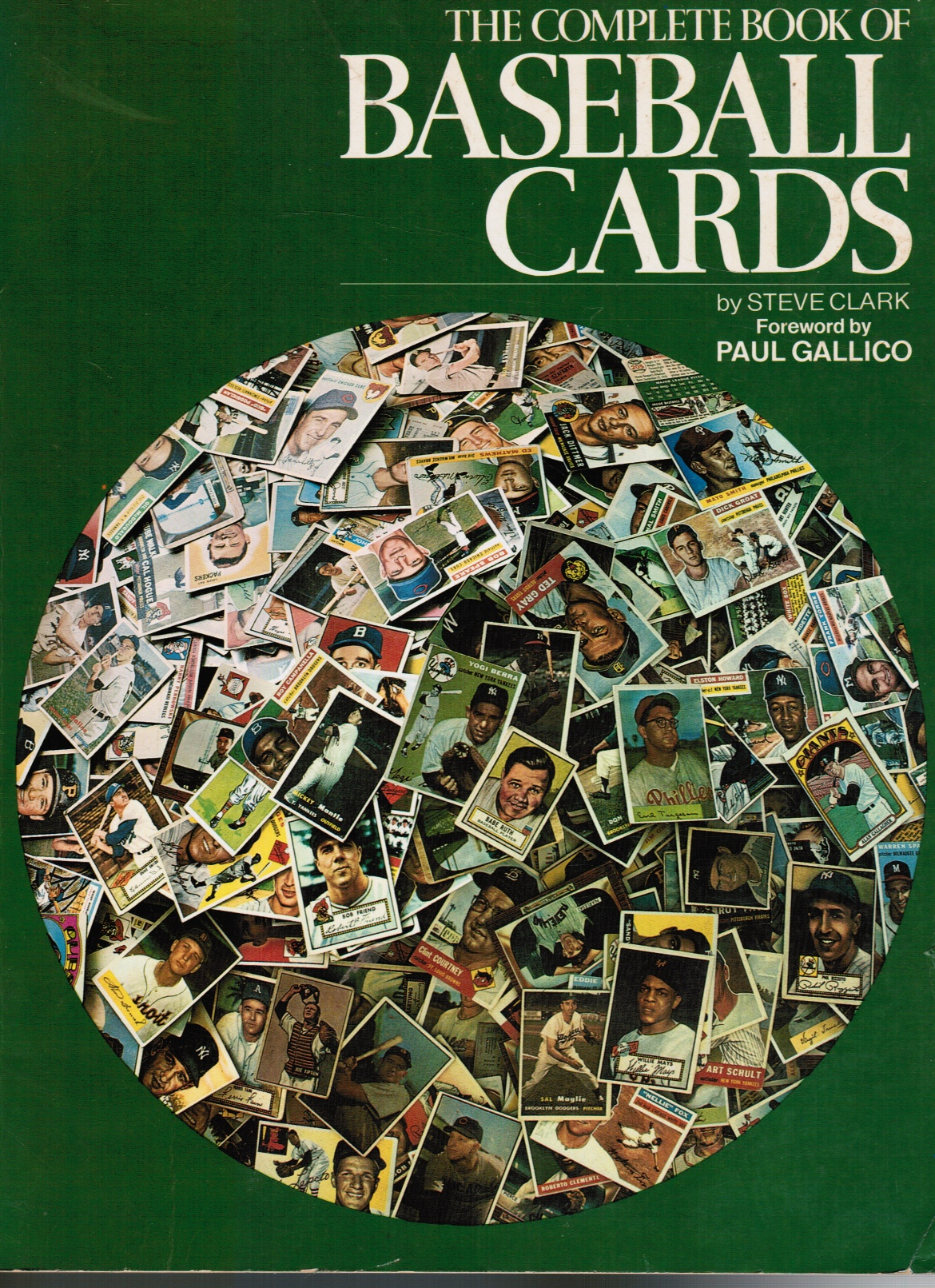 Image for The Complete Book of Baseball Cards