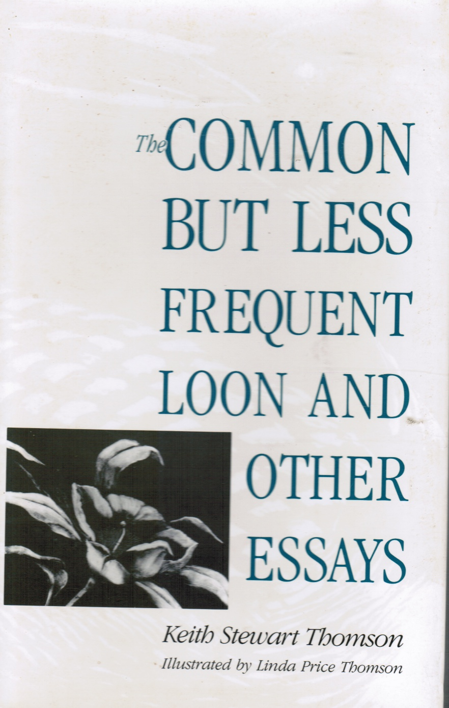 Image for The Common but Less Frequent Loon and Other Essays