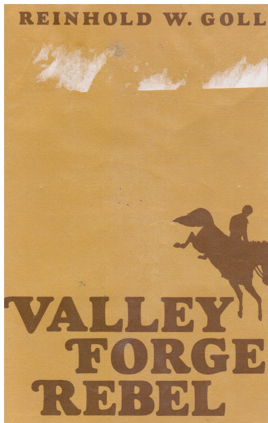 Image for Valley Forge Rebel