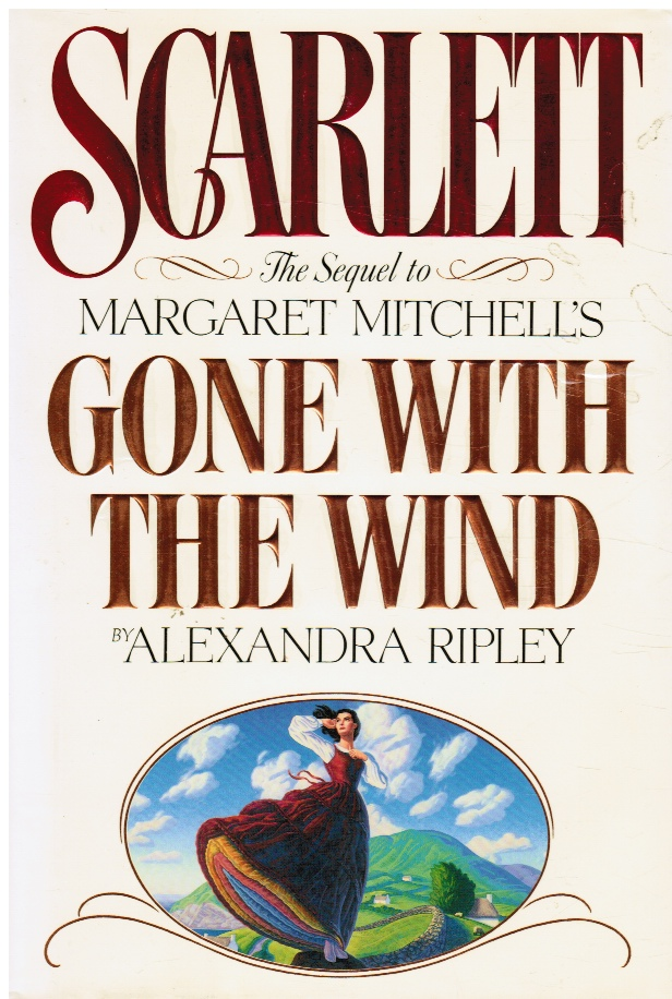 Image for Scarlett, the Sequel to Gone with the Wind