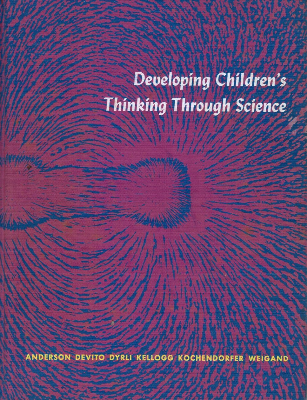 Image for Developing Children's Thinking through Science