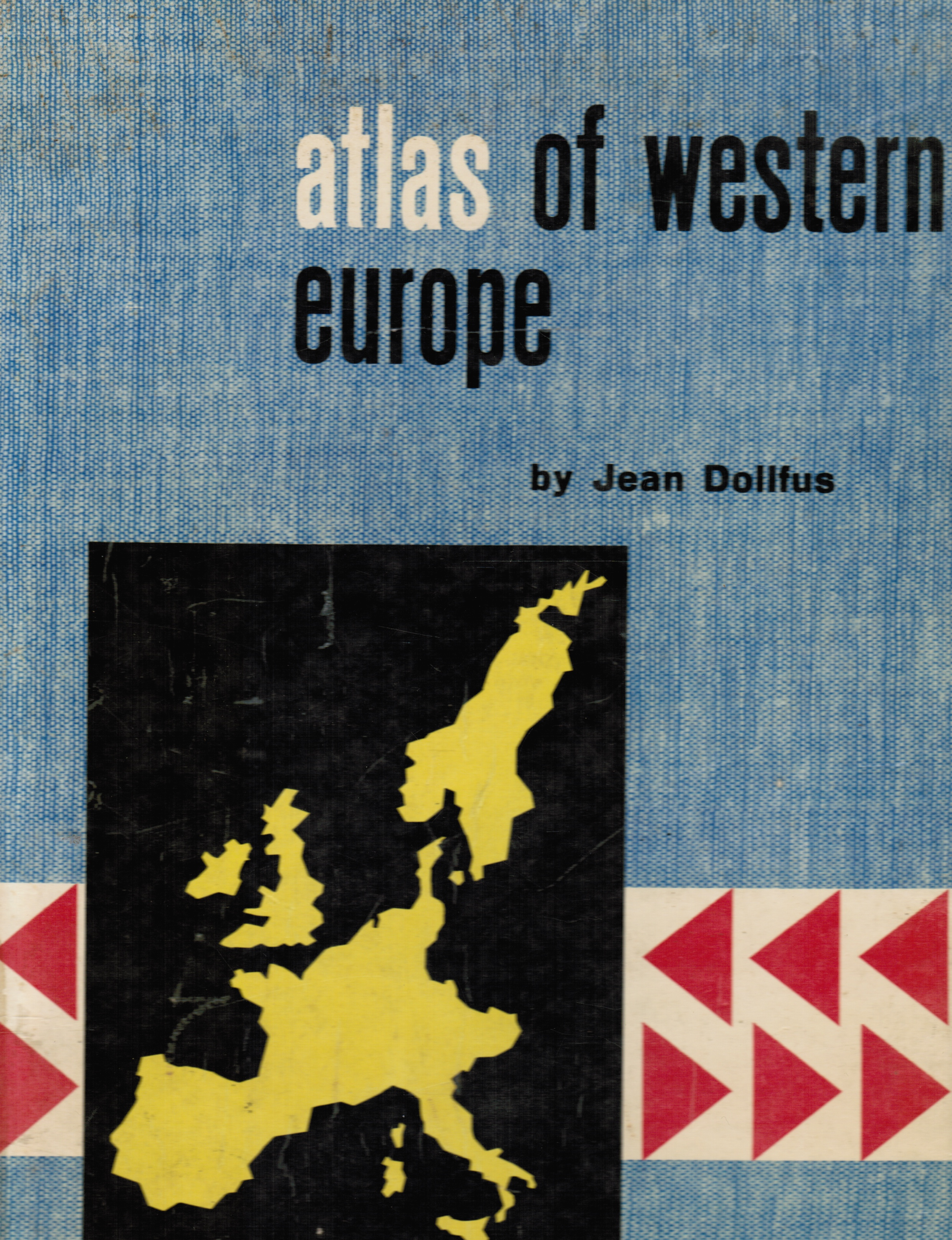 Image for Atlas of Western Europe