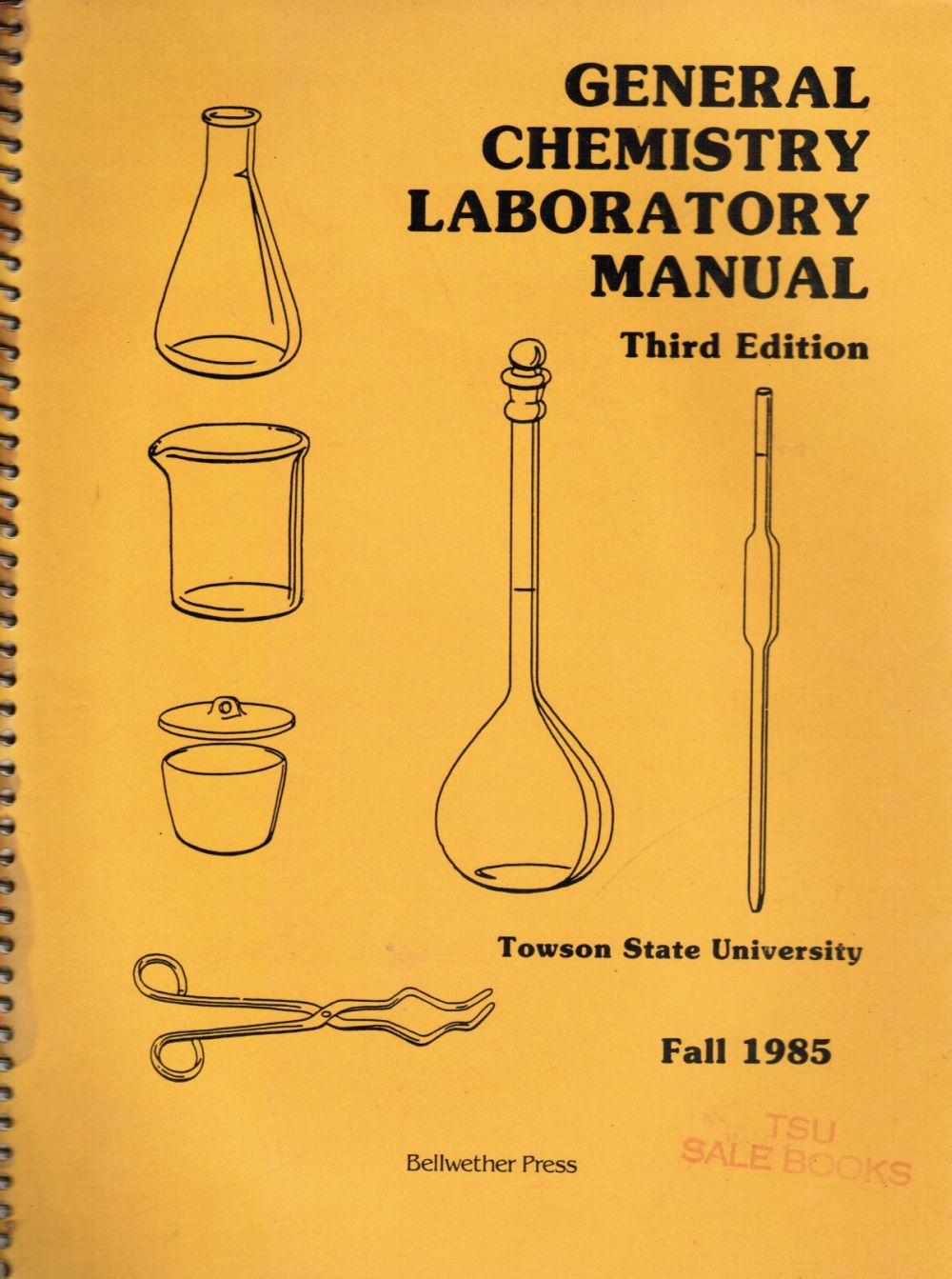 Image for General Chemistry Laboratory Manual