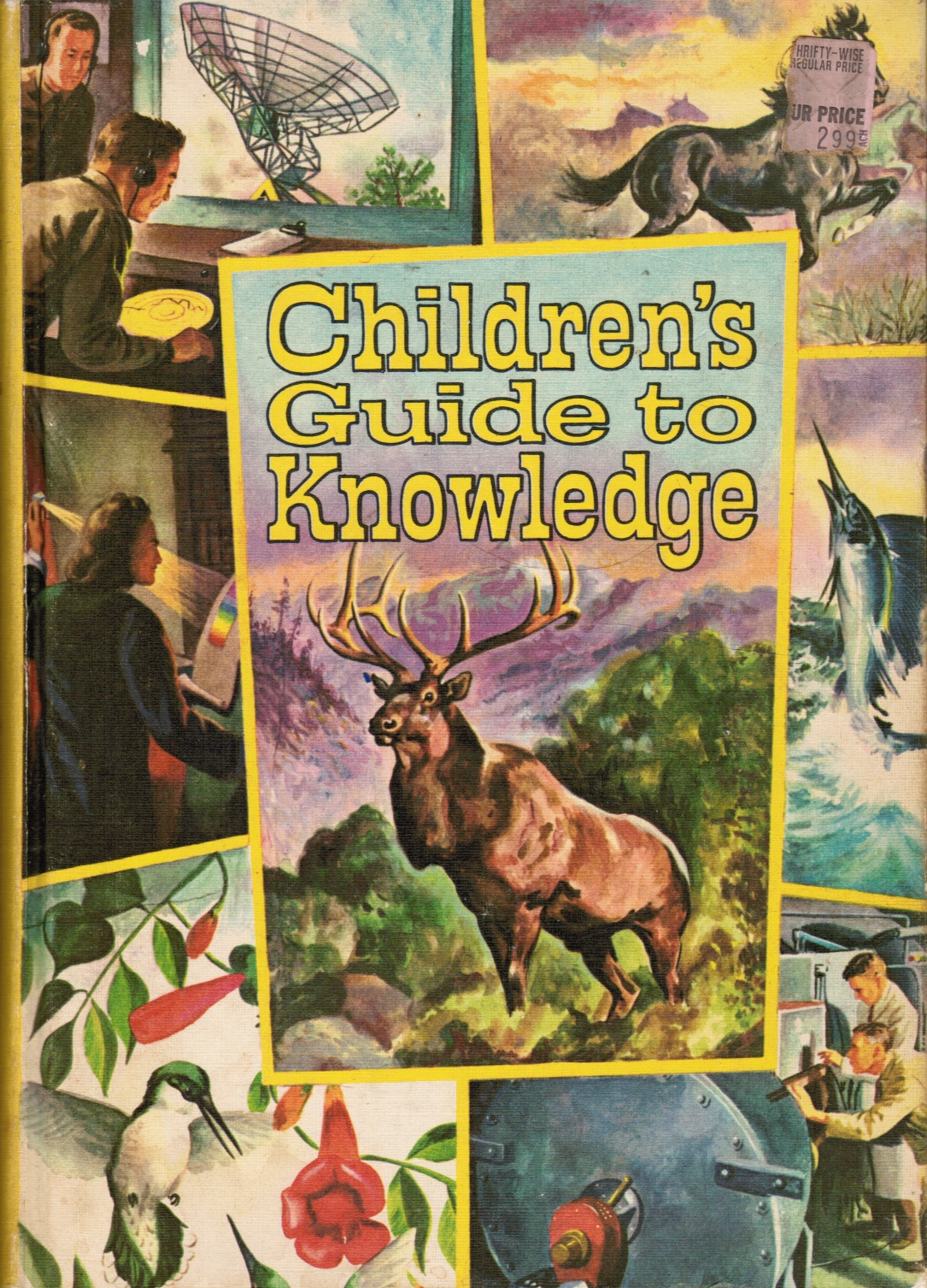Image for Children's Guide to Knowledge: Wonders of Nature, Marvels of Science and Man