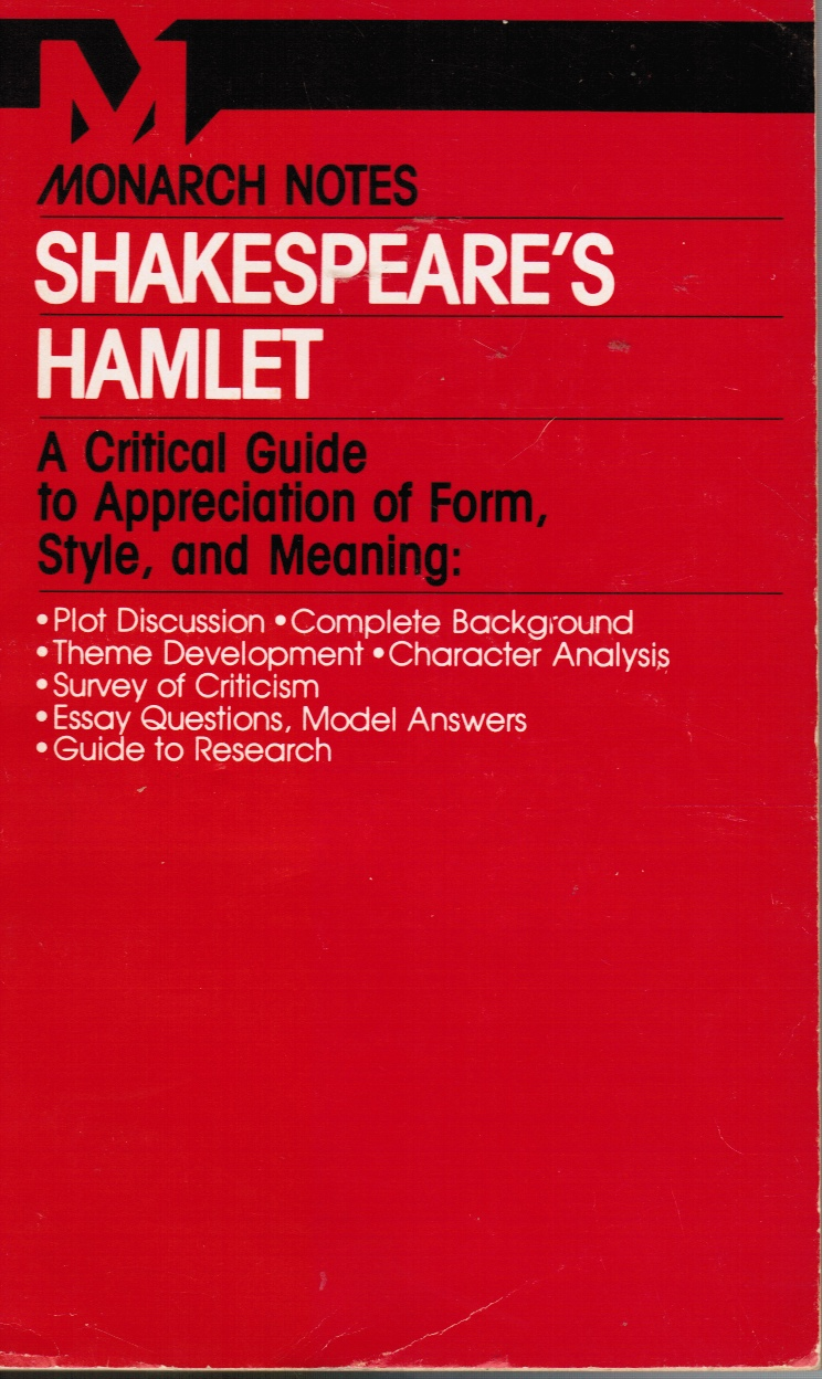 Image for Shakespeare's Hamlet