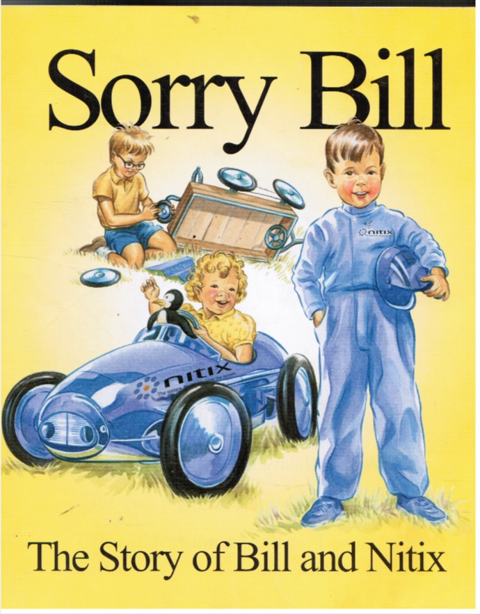Image for Sorry Bill: the Story of Bill and Nitix