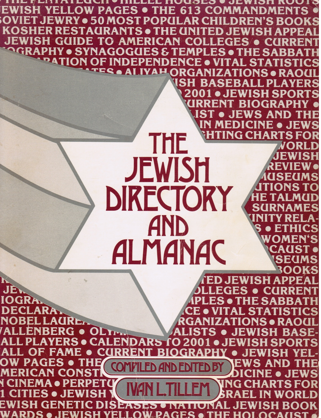 Image for The Jewish Directory And Almanac, Volume I