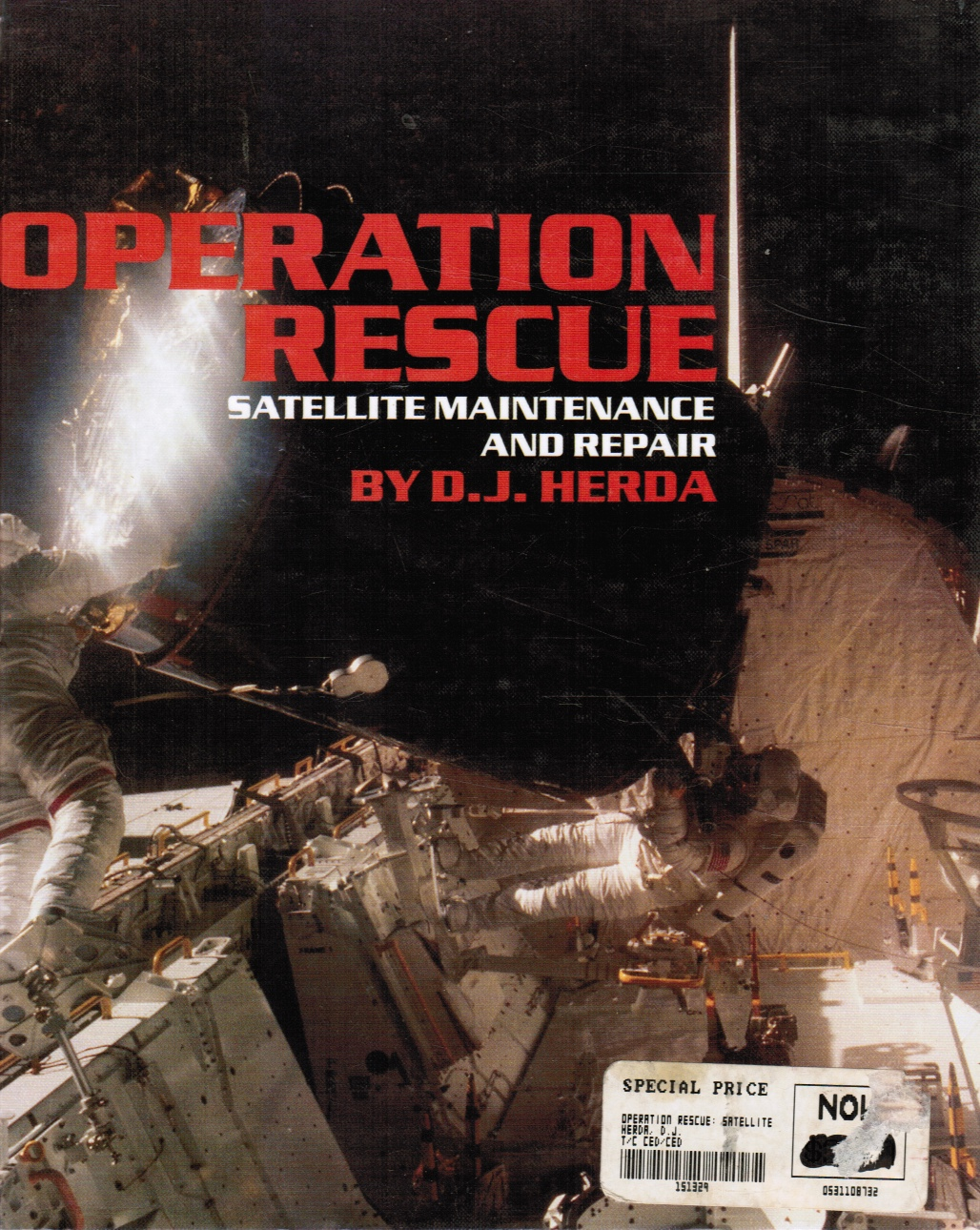Image for Operation Rescue: Satellite Maintenance and Repair