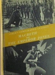 Image for Macbeth and the Emperor Jones