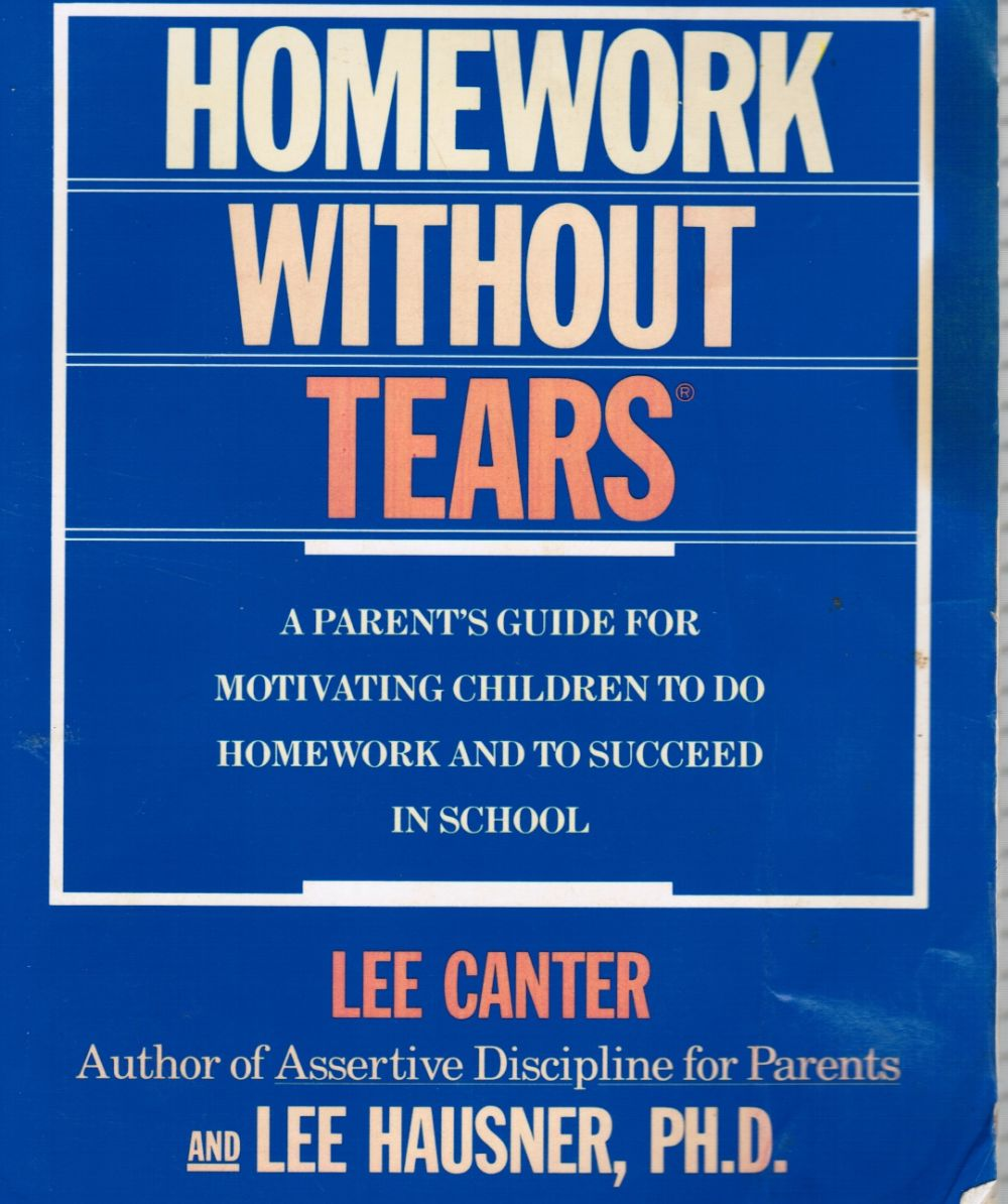 Image for Homework Without Tears