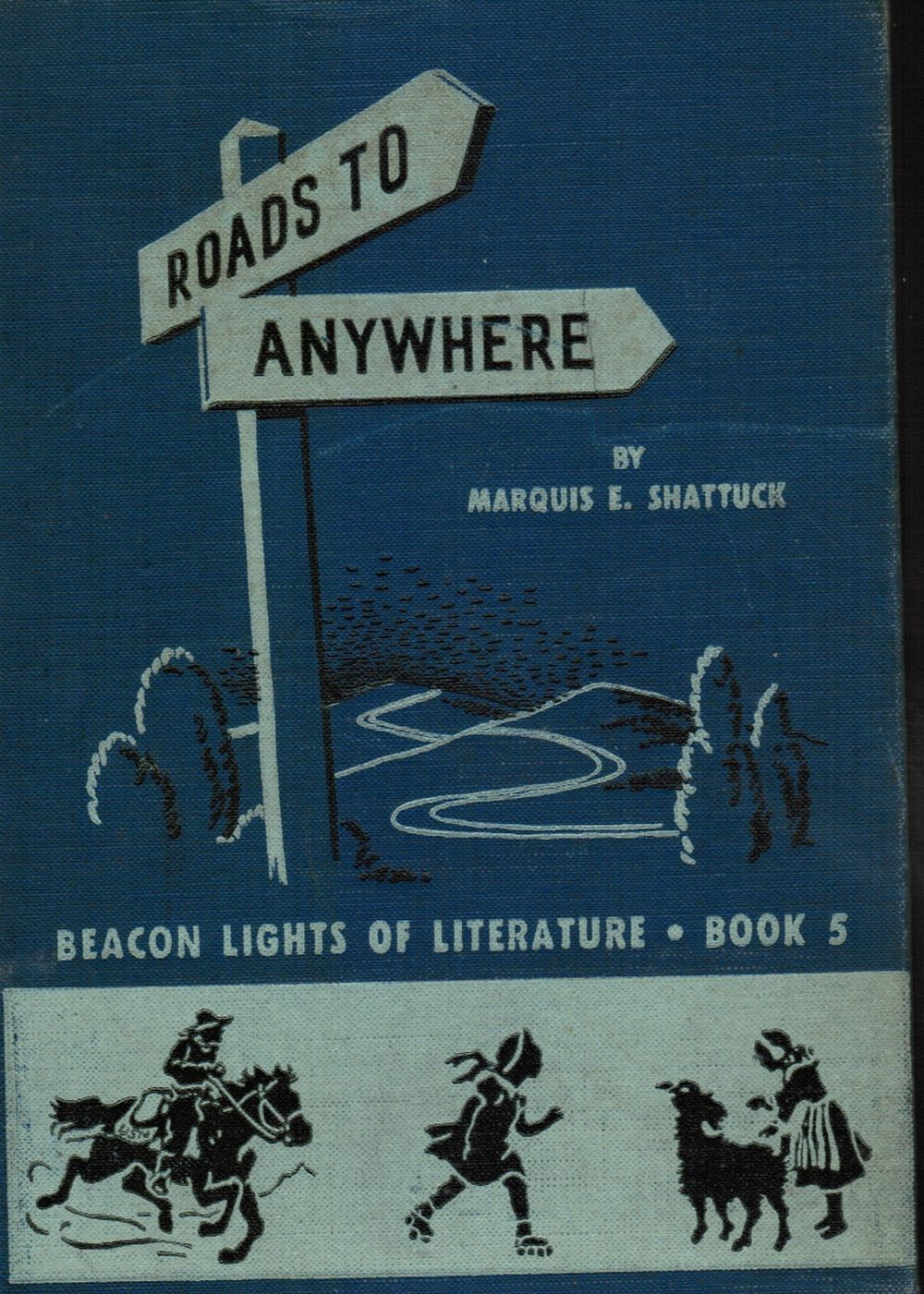Image for Roads to Anywhere